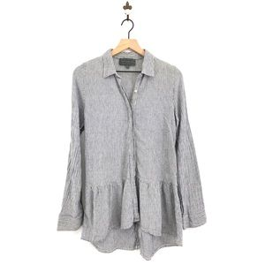 Anthropologie Sunday In Brooklyn Wiley Tunic Top M